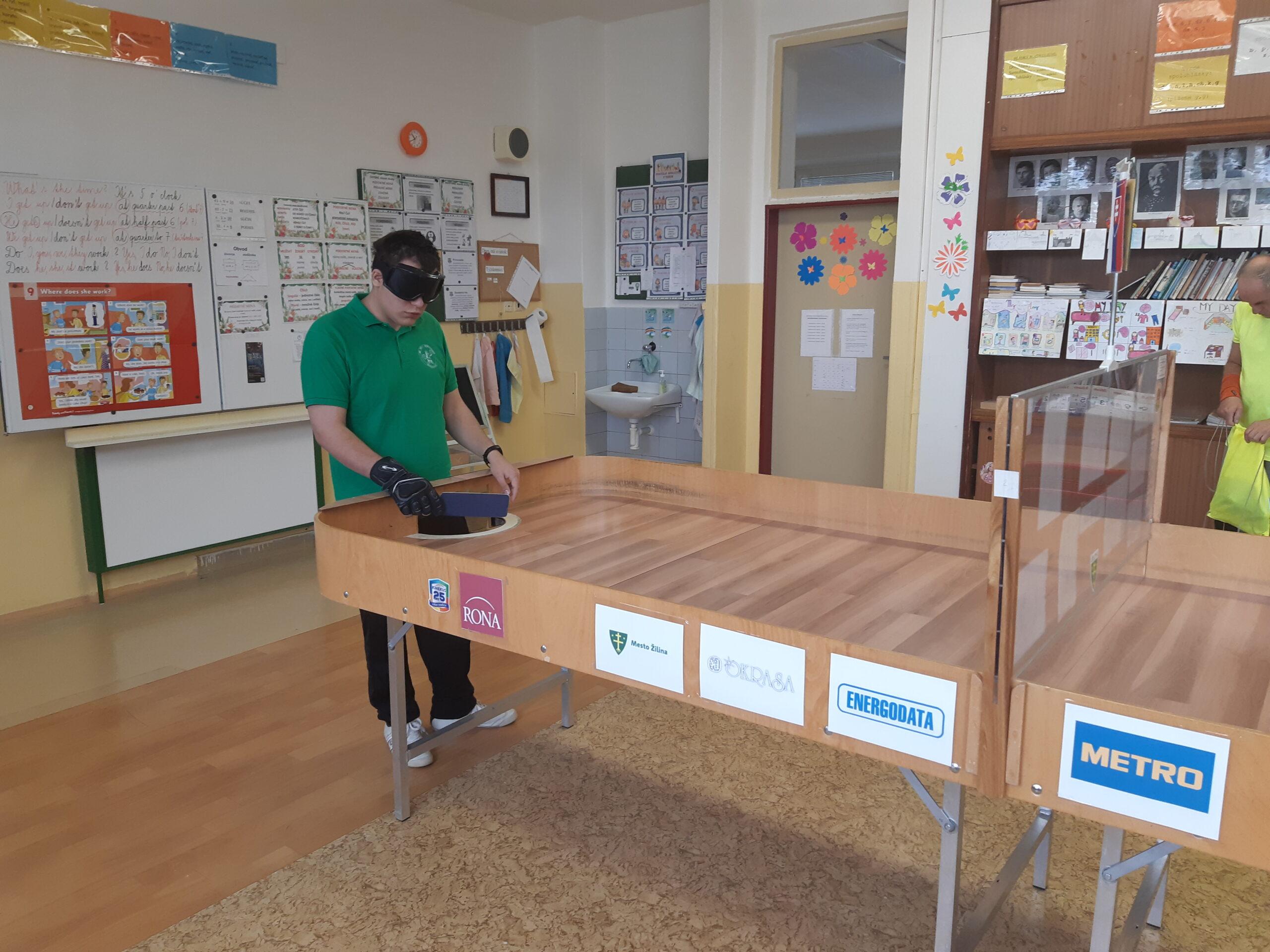 Vak asztalitenisz ifjúsági verseny, Ljubljana, 2019 április 27, #1