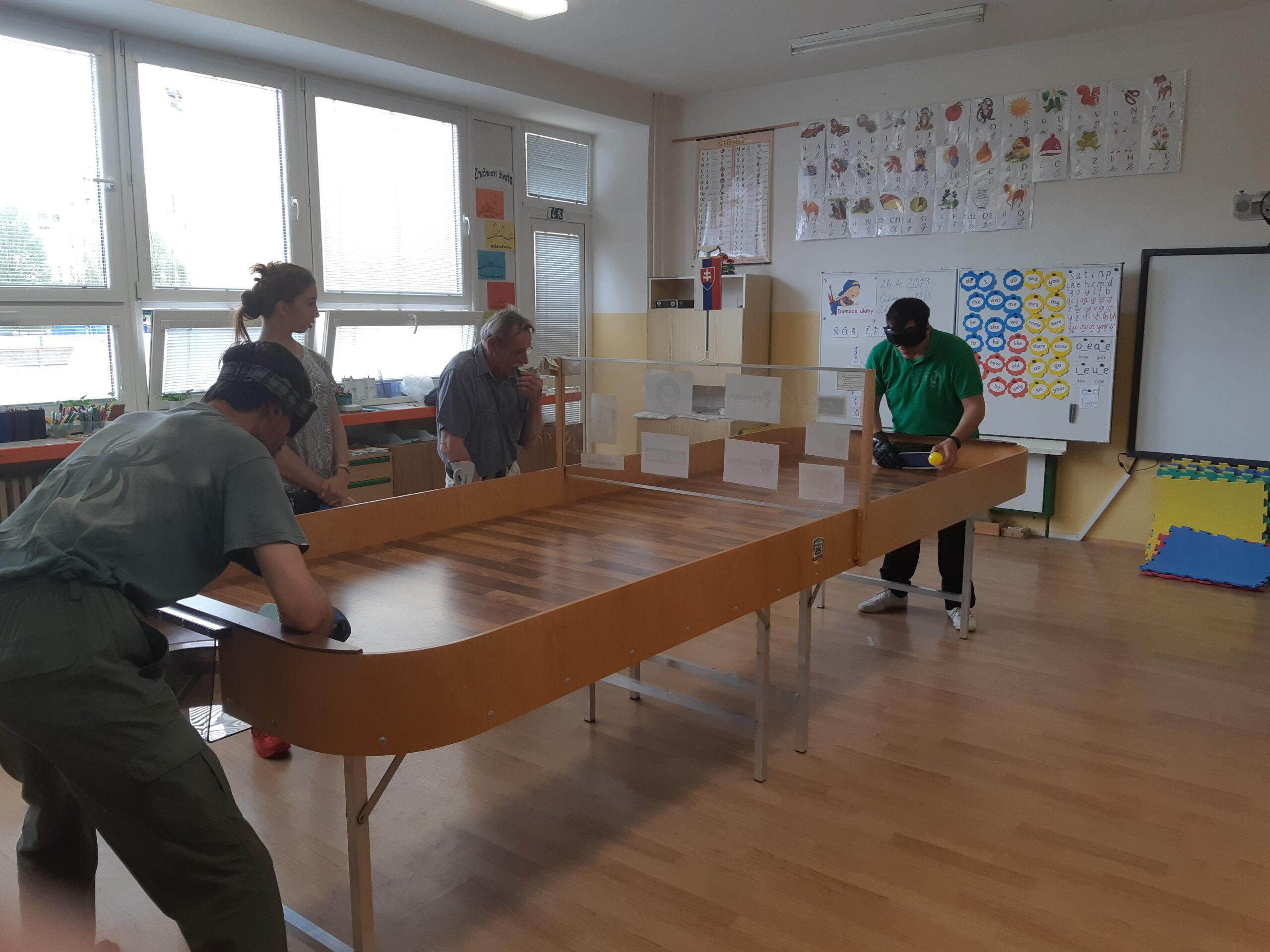 Vak asztalitenisz ifjúsági verseny, Ljubljana, 2019 április 27, #2